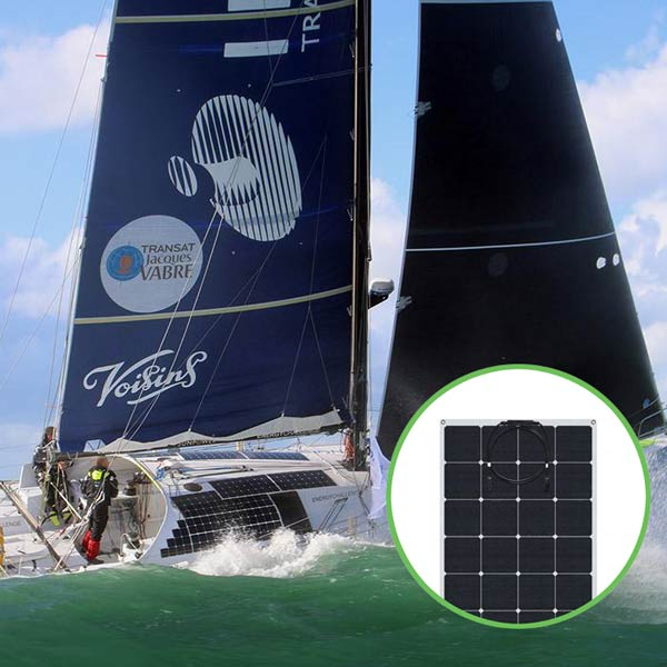 Flexible Marine Solar Panel