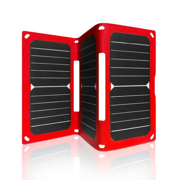 Ourdoor 21W Solar Charger for smartphone